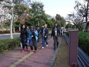 to okayama castle