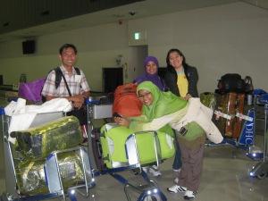 Berapa Besar Baggage ?