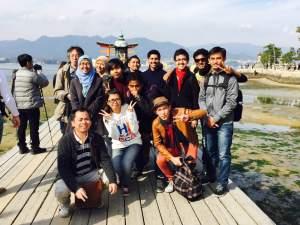 Our Trip to Miyajima Island