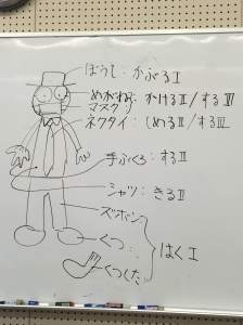 One of Fukami Sensei's Creative Drawings