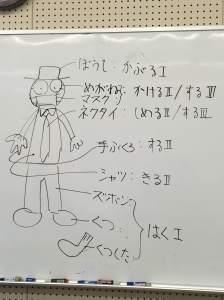 One of Fukami Sensei's Creative Drawings