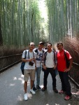 The Boys at Arashiyama